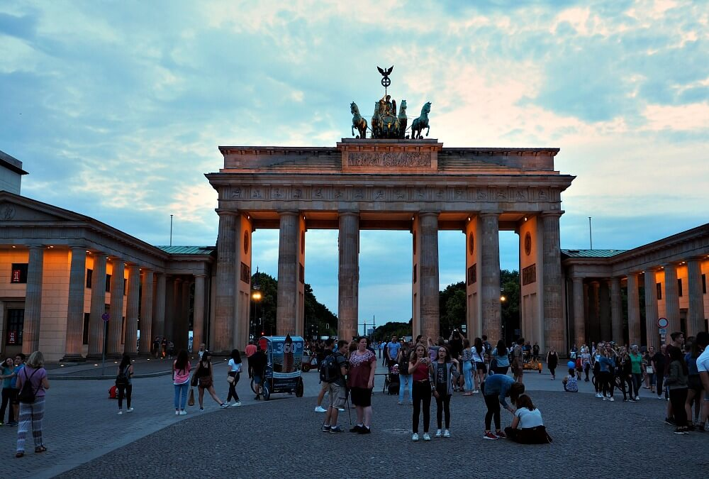 Brandenburg Gate - Berlin Tours