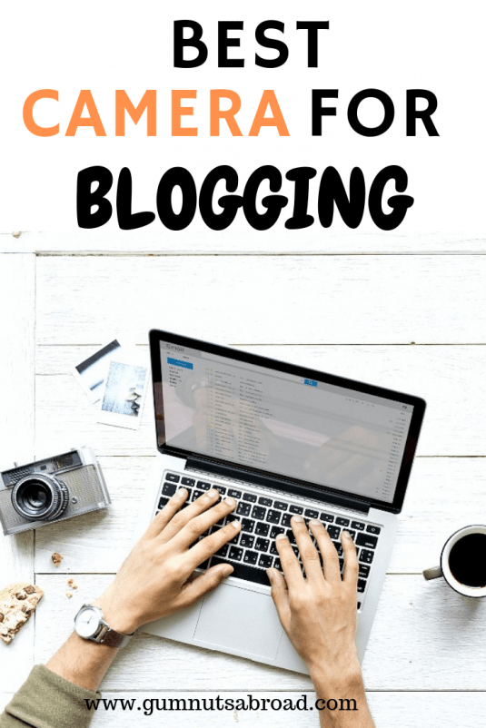 Guide to the best blogging camera pin.