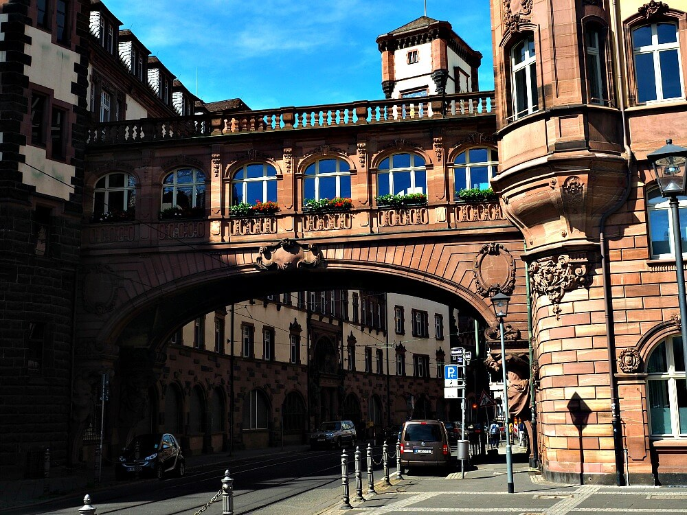 Bridge of Sighs - Frankfurt