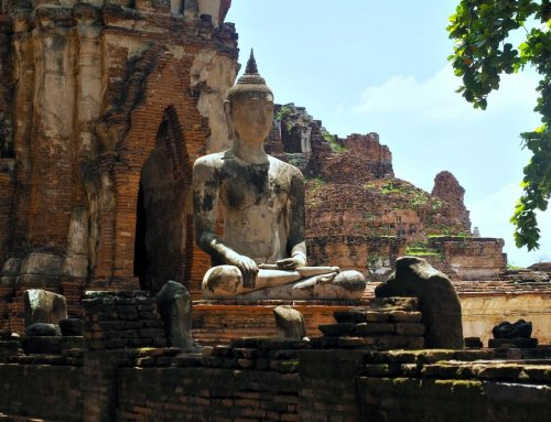 3 Reasons An Ayutthaya Day Trip Isn't Long Enough