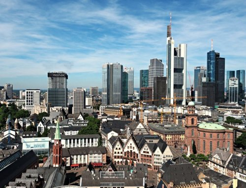 A Visit to Frankfurt – Our unexpected trip to Germany