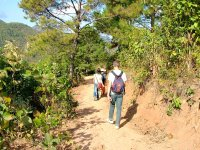 Hiking in Kalaw - wandering the world