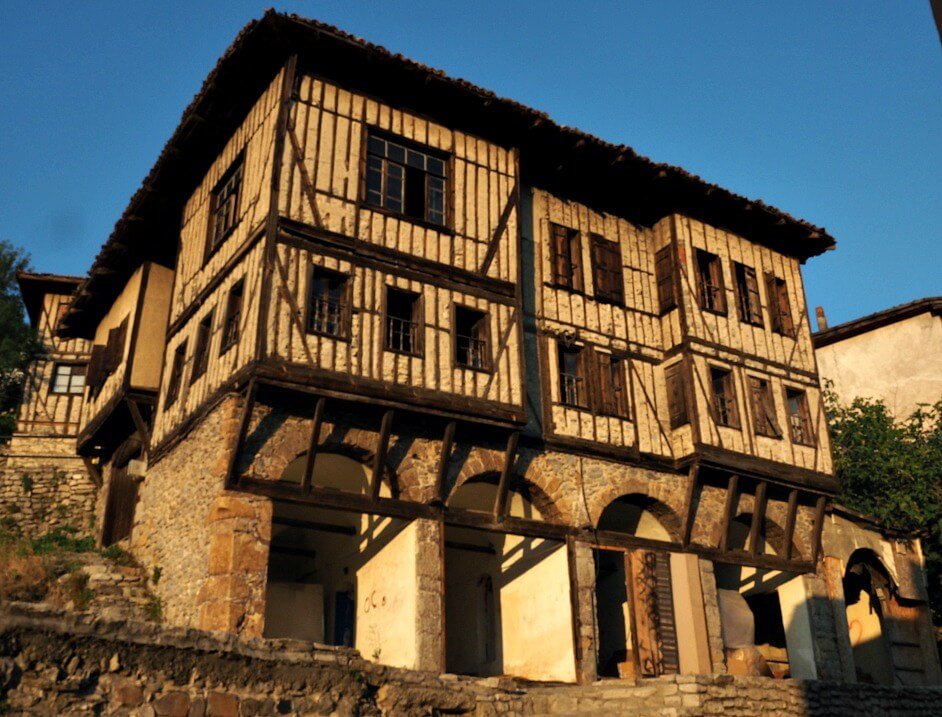 Traditional house in Safranbolu