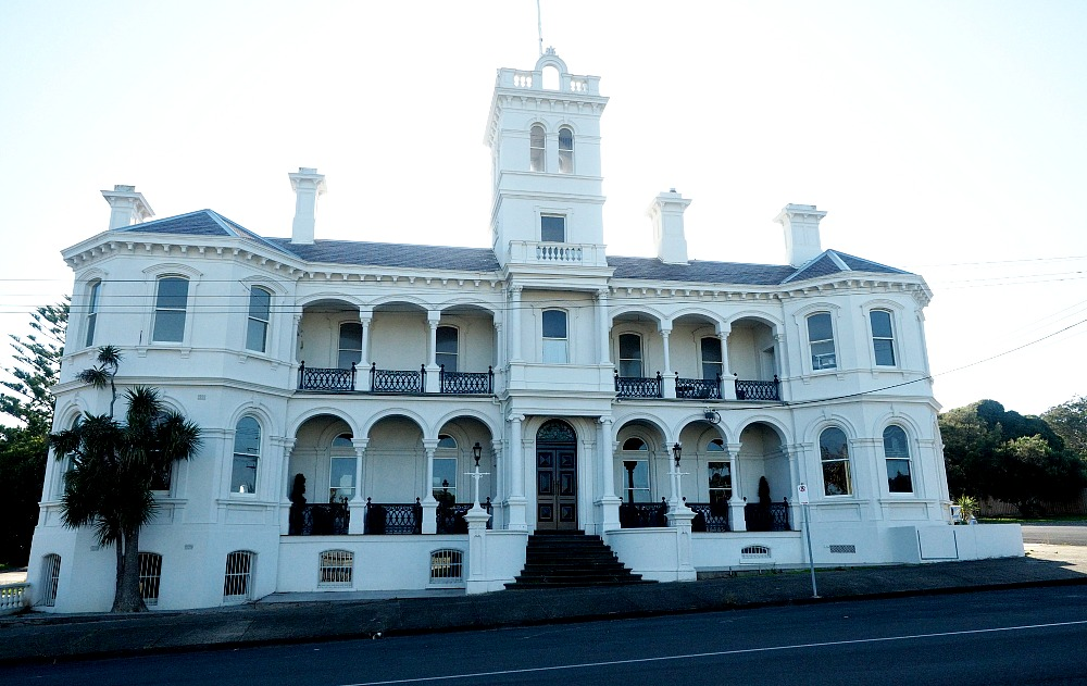 A grand old Queenscliff hotel