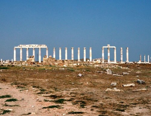 Discovering little-known Laodicea, Turkey