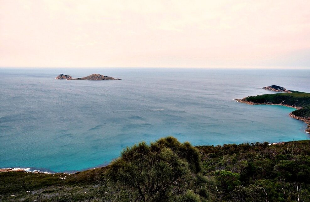 View from Sparkes Lookout