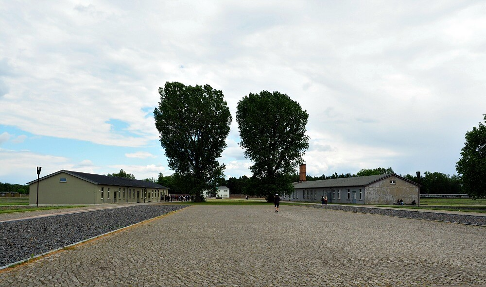 Grounds of Sachsenhausen Concentration Camp