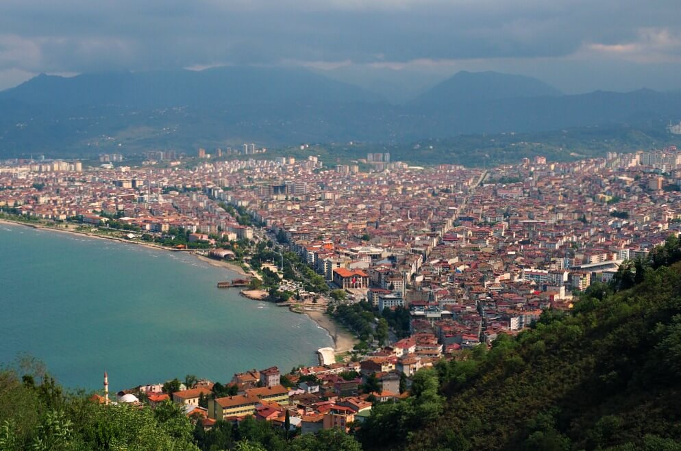 View of Ordu