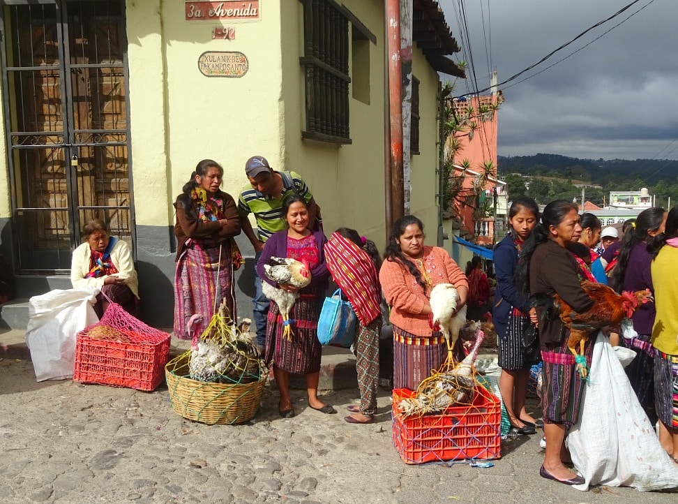 Traditional Guatemalan Clothing