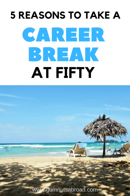 Career Break Travel