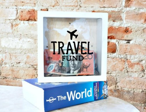 3 Easy Ways To Save Money For Travel